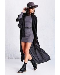 Urban Outfitters Native Rose Ankle Sweeper Duster Kimono Jacket