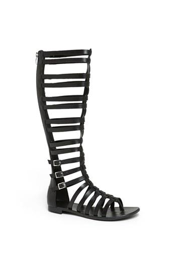 655e90ed0b54 ... Vince Camuto Jamon Knee High Gladiator Sandal Black 55 M