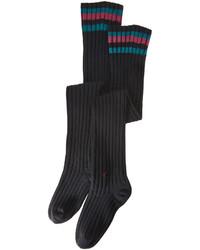 Stance Dark Matter Over The Knee Socks