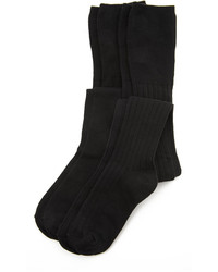 Forever 21 Over The Knee Socks Pack Of 2