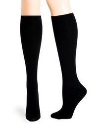 Hue Plus No Band Knee High Socks