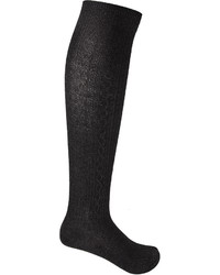 Forever 21 Ribbed Knee High Socks Set