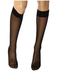 Wolford Satin Touch 20 Knee Highs Knee High Socks Shoes