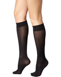 Wolford Velvet Delux Knee Highs