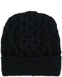 Maison Margiela Cable Knit Beanie