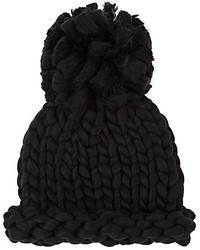 Barneys New York Chunky Knit Beanie