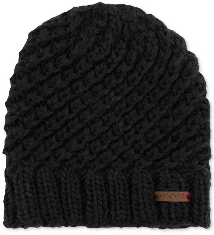 adidas Cotton Whittier Knit Beanie