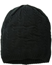 D&Y Cable Knit Beanie