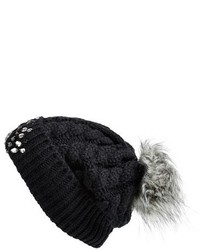 Betsey Johnson Rainbow Beanie