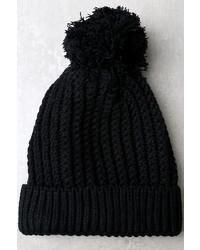 LuLu*s Snow Bodys Business Beige Knit Beanie