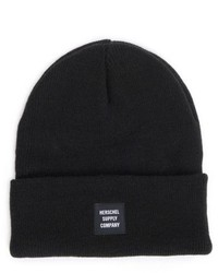 Supply co abbott knit beanie black medium 4950787