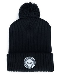 Herschel Supply Co Sepp Knit Beanie Black