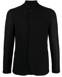 Harris Wharf London Nehru Rice Stitch Jacket
