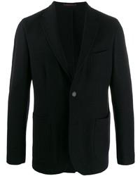 The Gigi Single Breasted Knitted Blazer