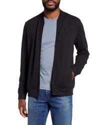 Nordstrom Men's Shop Knit Bomber Jacket