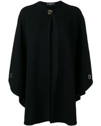 Salvatore Ferragamo Knitted Cape