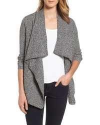 Mixed cotton knit cardigan medium 5170053
