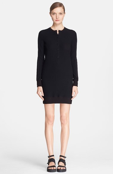 Helmut lang black dress