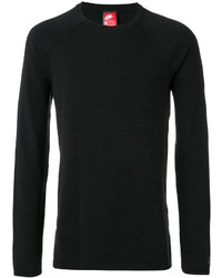 Nike Technical Knit Crew Neck Top