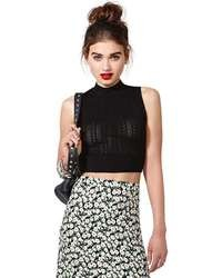 Nasty Gal Cindi Crop Sweater