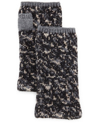 Rag & Bone Jean Scarlett Melange Knit Fingerless Gloves
