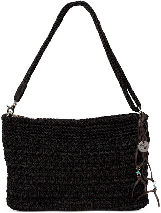 The Sak Classic Mini 3 In 1 Crochet Clutch