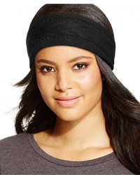Charter Club Cashmere Cable Knit Headband Only At Macys