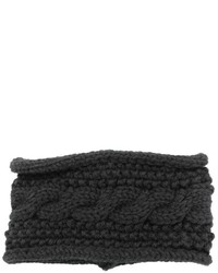 Icon Collection Cable Knit Headband