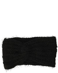 Jessica Simpson Mohair Plush Headwrap