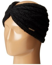 MICHAEL Michael Kors Michl Michl Kors Cable Knit Jersey Twisted Headband
