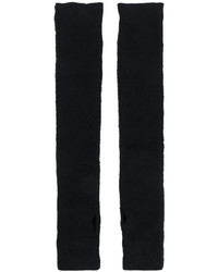 MM6 MAISON MARGIELA Long Knitted Fingerless Gloves
