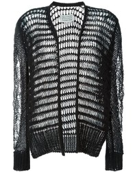Maison Margiela Loose Knit Cardigan