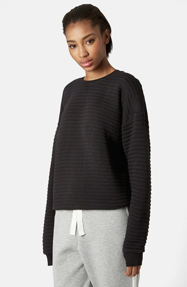 Topshop Boutique Oversize Ribbed Sweater | Where to buy & how to wear
