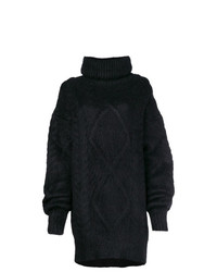 Maison Margiela Cable Knit Sweater