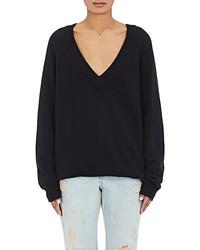 Alexander Wang T By Oversized V Neck Sweater