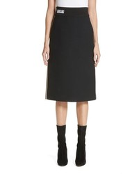 Fendi Gazar Pencil Skirt