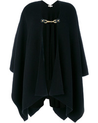 MICHAEL Michael Kors Michl Michl Kors Chain Detail Knitted Poncho
