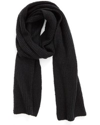 Caslon rib knit scarf medium 817515