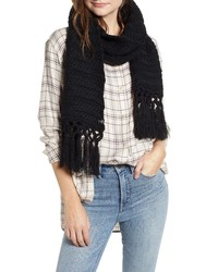 Treasure & Bond Fringed Muffler
