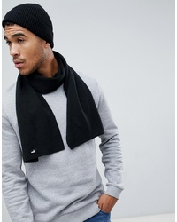 Puma Knit Scarf In Black 05325604