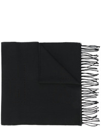 Givenchy Knitted Tassel Scarf