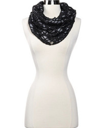 Betsey Johnson Lacey Knit Snood