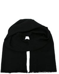 Neil Barrett Weave Knit Scarf