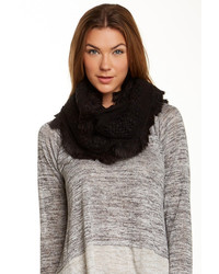 Cejon Striped Infinity Scarf