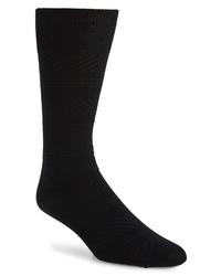 Nordstrom Men's Shop Geo Texture Socks