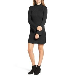 Bell sleeve knit sweater dress medium 827840