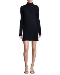 Tory Burch Brodie Rib Knit Sweater Dress