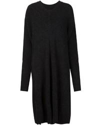 Uma Wang Ribbed Sweater Dress