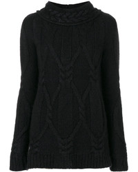 Balmain Chunky Knit Pullover