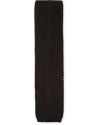 Brooks Brothers Silk Solid Square Tie